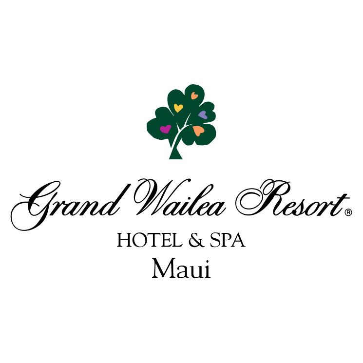free vector Grand wailea resort