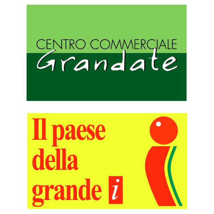 free vector Grandate centro commerciale