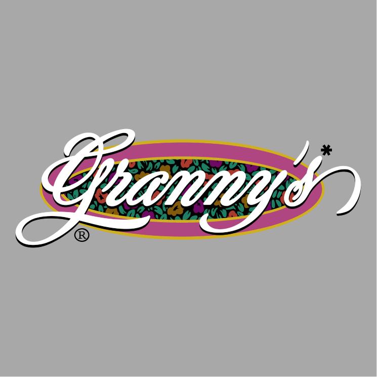 free vector Grannys