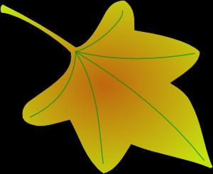 free vector Grape Leaf clip art