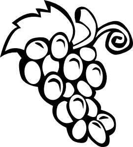 grape vine clip art free vector 4vector rh 4vector com grapevine clip art borders free grape vine clip art free