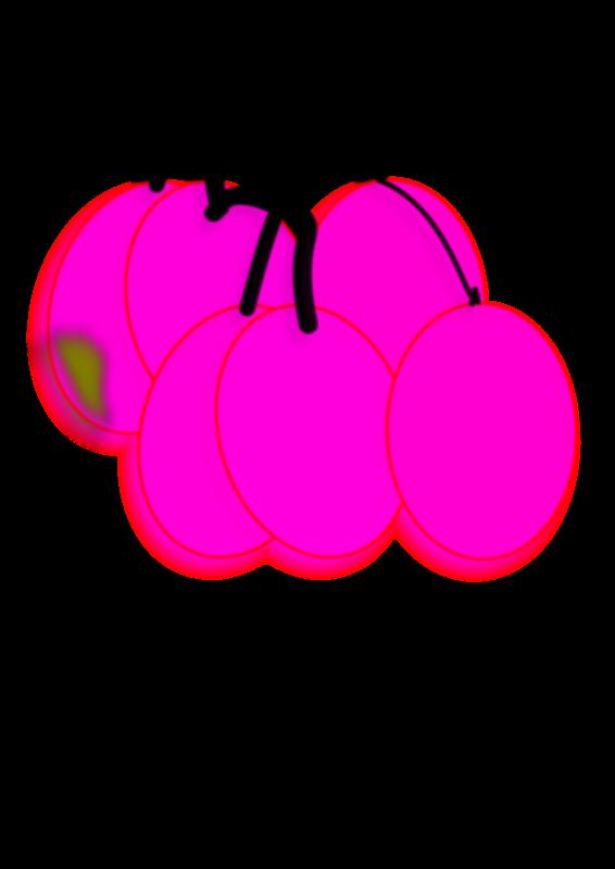 free vector Grapes