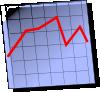 free vector Graph Chart Icon Symbol clip art