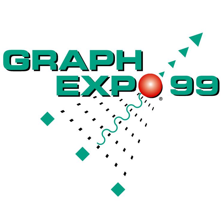 free vector Graph expo 1999