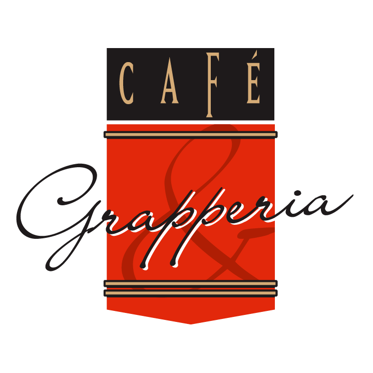 free vector Grapperia cafe