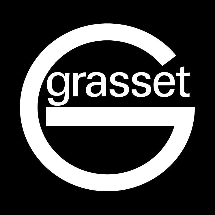free vector Grasset