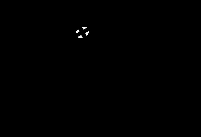 free vector Graveyard Silhouette