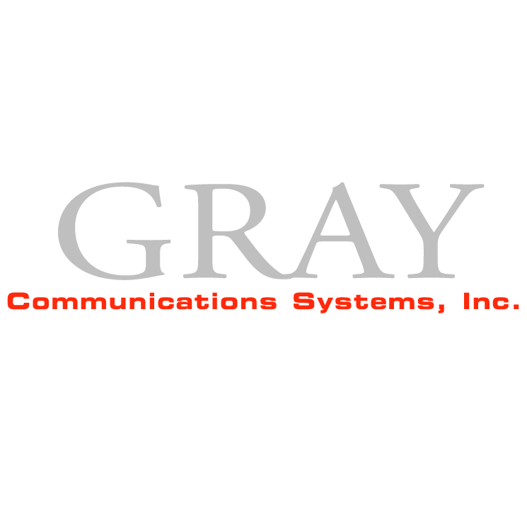 free vector Gray communications