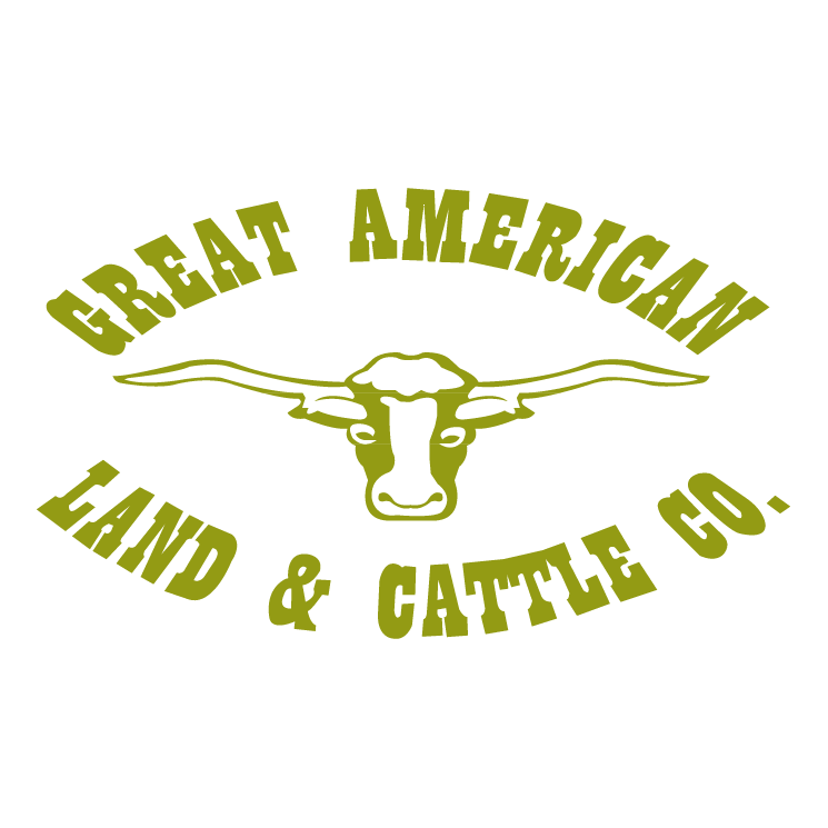 free vector Great american land cattle