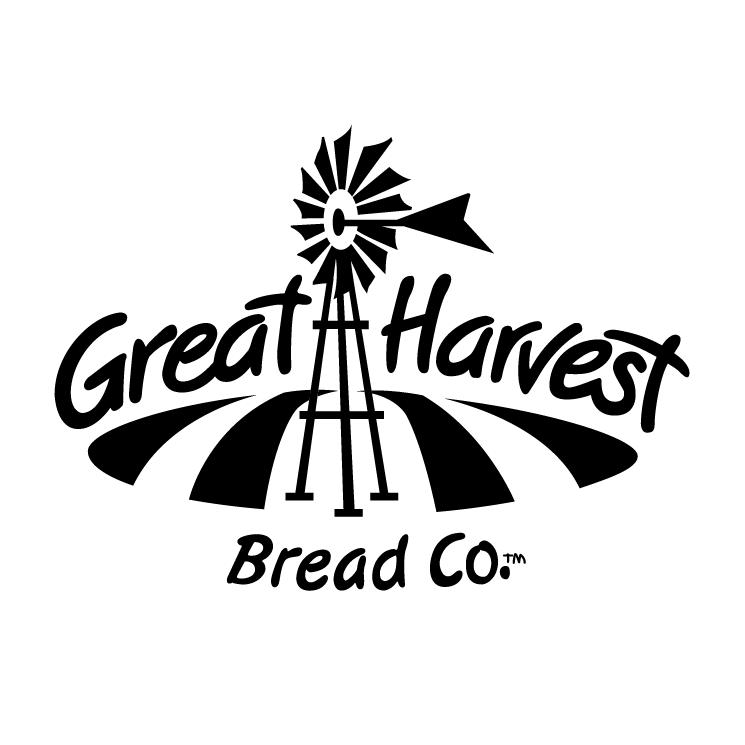 free vector Great harvest bread 0