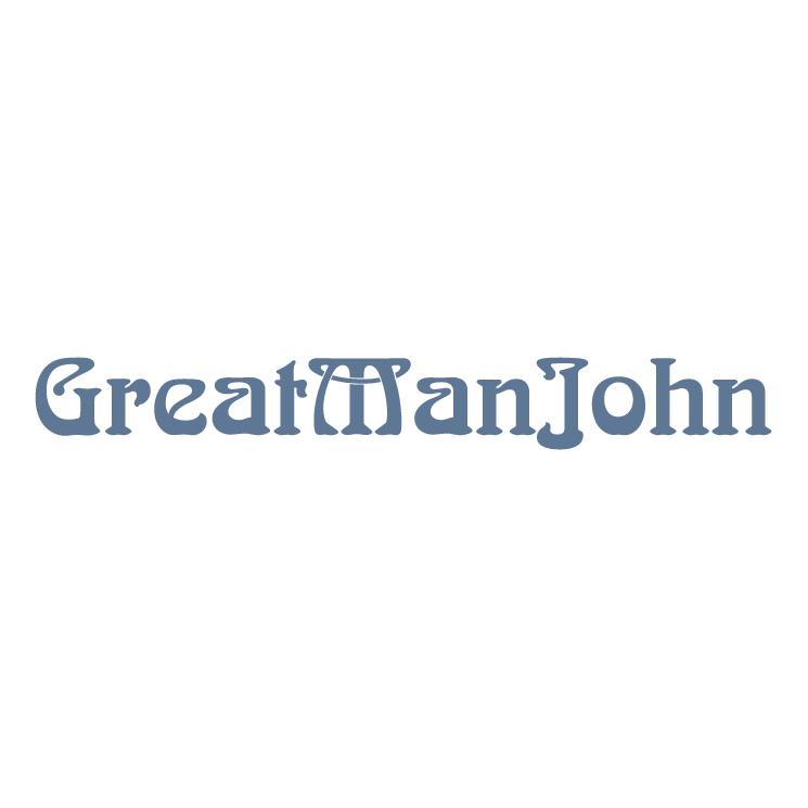 free vector Great man john