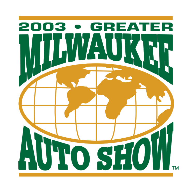free vector Greater milwaukee auto show