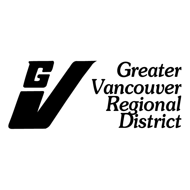 free vector Greater vancouver regional district