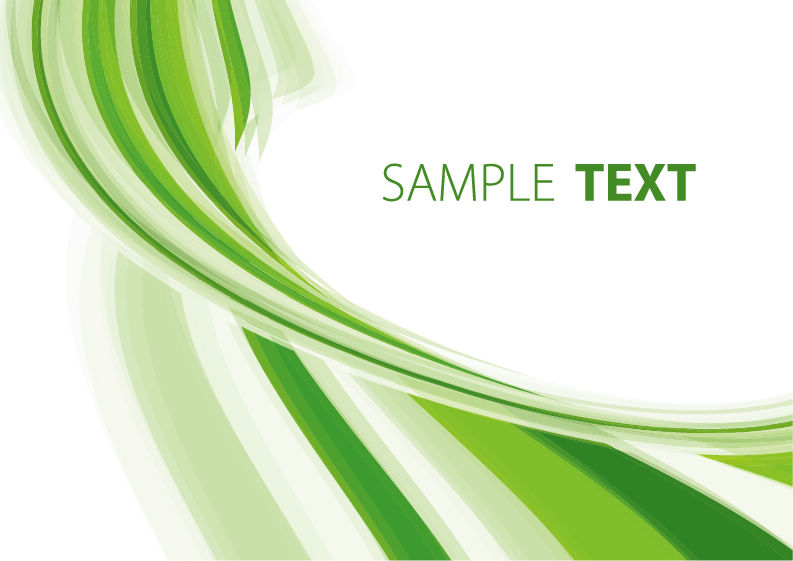 free vector Green Abstract Background Vector
