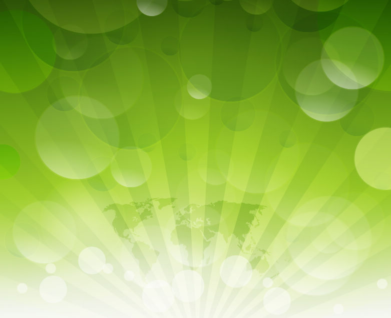 free vector Green Abstract Background