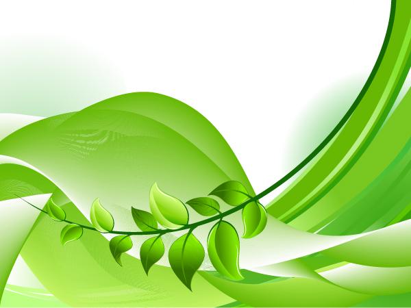 free vector Green background vector 16940