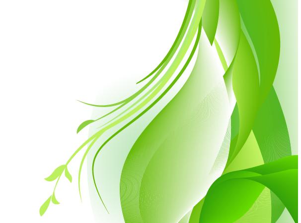 free vector Green background vector
