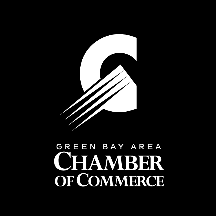 free vector Green bay area chamber of commerce 0