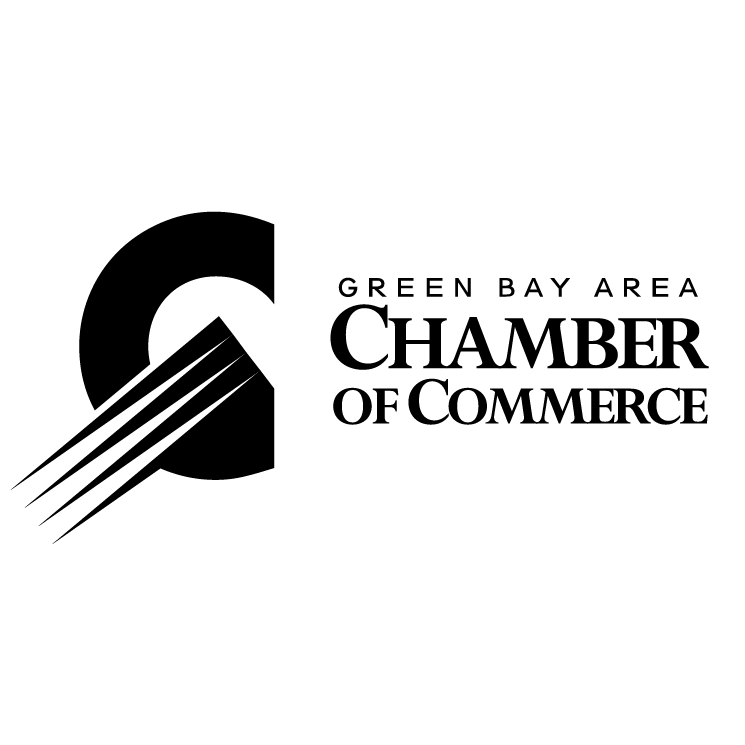 free vector Green bay area chamber of commerce 1