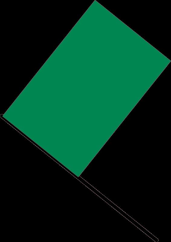 Free Clip Art Green Ribbon