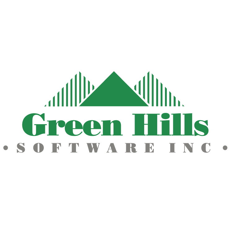 free vector Green hills software