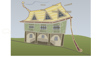 free vector Green House clip art