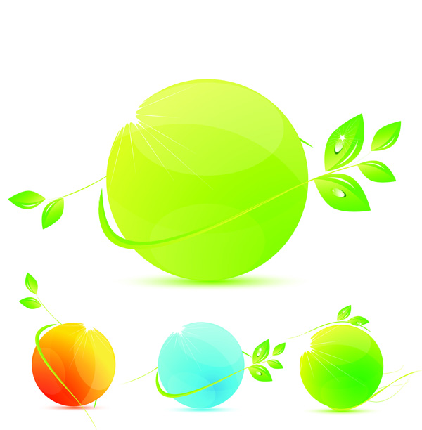 free vector Green icon vector 19038