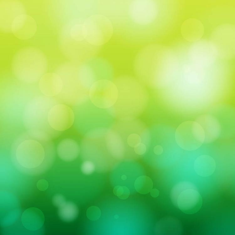 free vector Green natural blur the background 02 vector