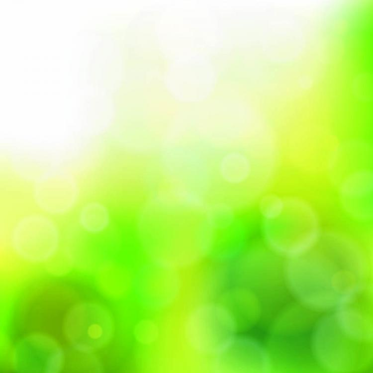 free vector Green natural blur the background 04 vector