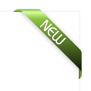 free vector Green new ribbon vector