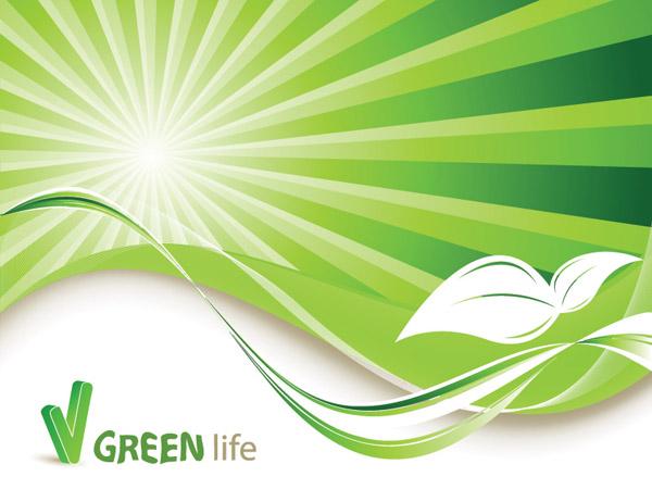 free vector Green series vector