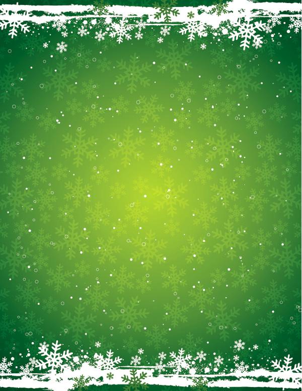 Pics Photos - Poster Background Snowflakes1