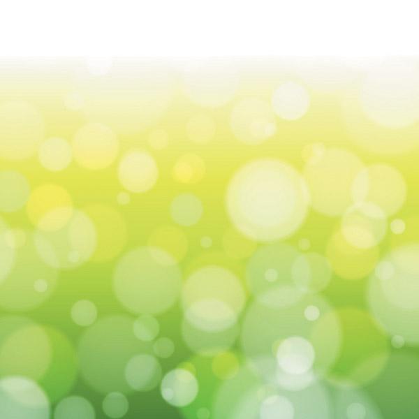 free vector Green vector background dream