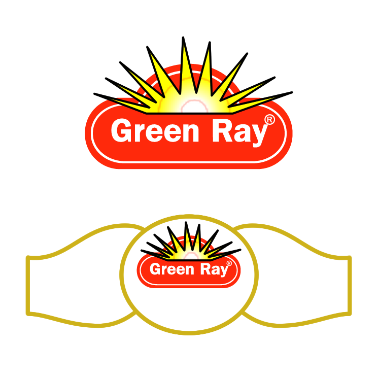 free vector Greenray