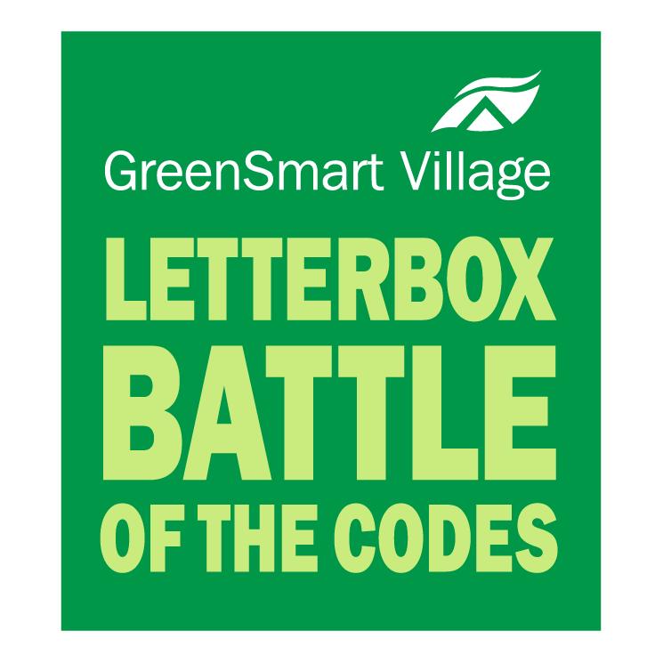 free vector Greensmart village