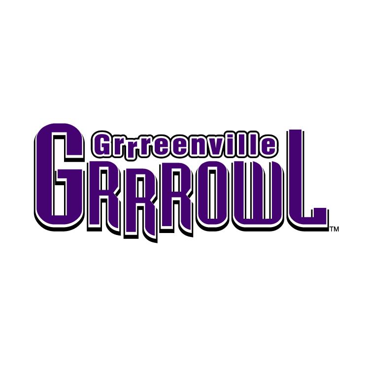 free vector Greenville grrrowl 0