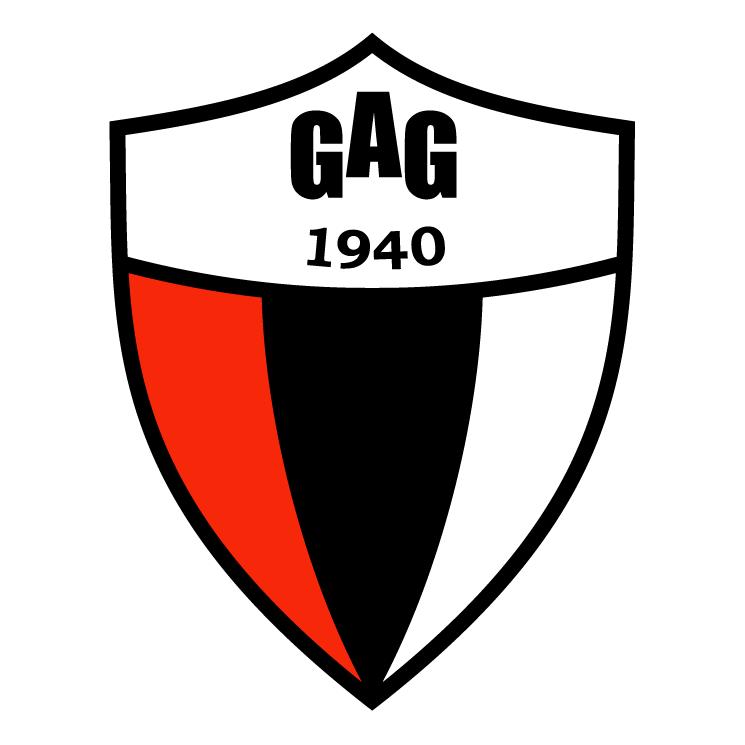 free vector Gremio atletico guarany de garibaldi rs