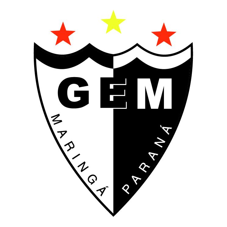 free vector Gremio de esportes maringa pr