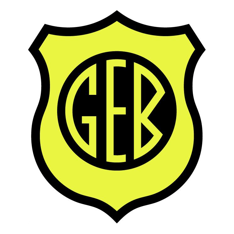 free vector Gremio esportivo bage de bage rs