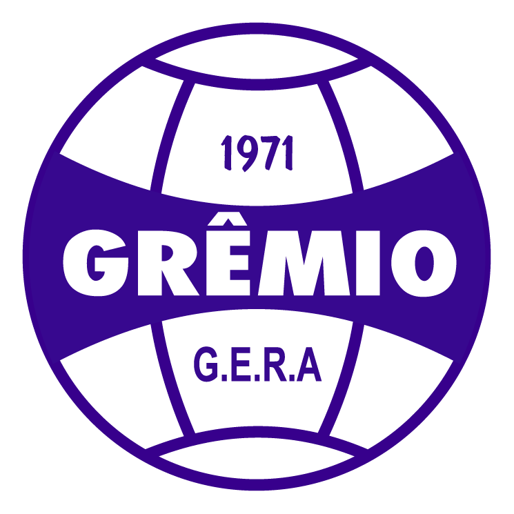 free vector Gremio esportivo e recreativo ajuricaba de ajuricaba rs