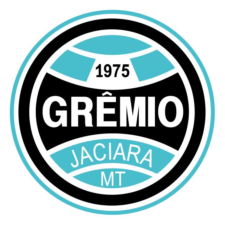 free vector Gremio esportivo jaciara de jaciara mt
