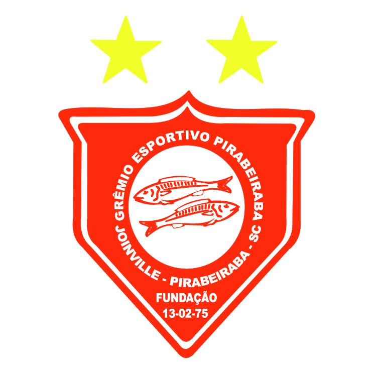 free vector Gremio esportivo pirabeirabasc