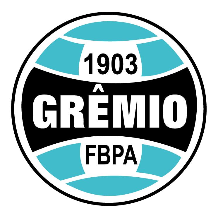 free vector Gremio foot ball porto alegrense