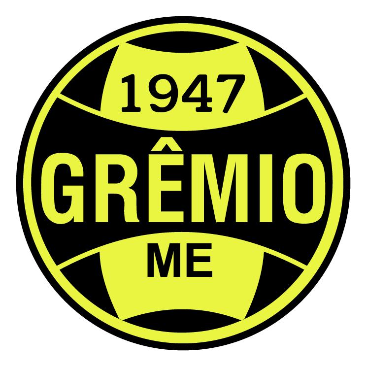 free vector Gremio futebol clube de manhumirim mg