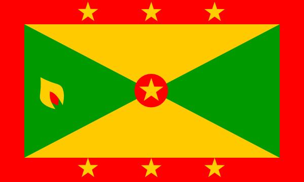 free vector Grenada clip art