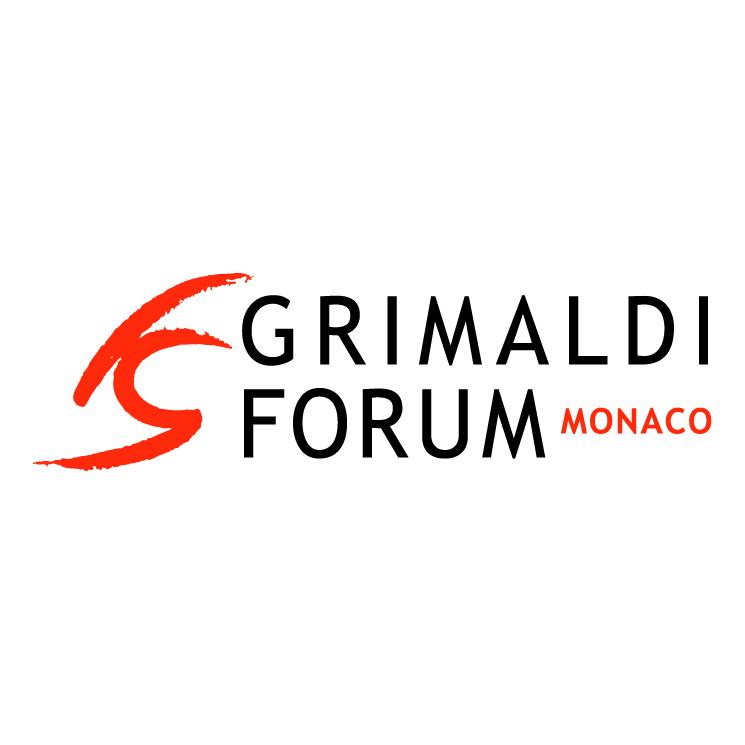 free vector Grimaldi forum