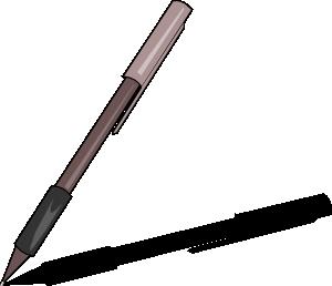 free vector Grip Pen clip art