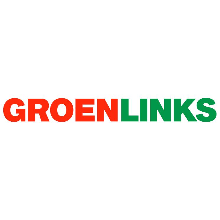 free vector Groen links