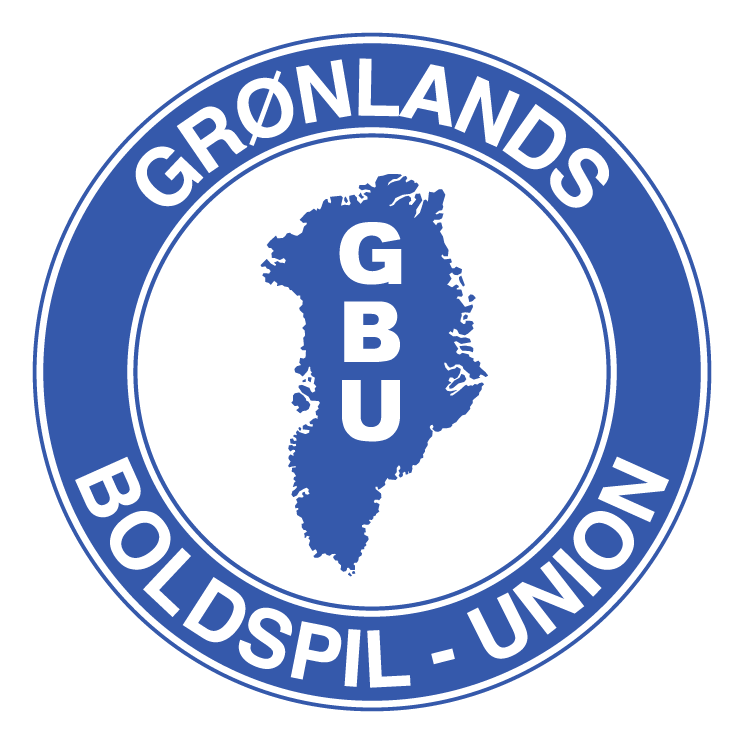 free vector Gronlands boldspil union