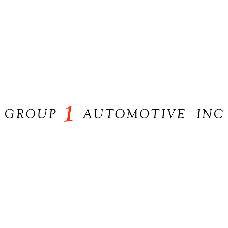 free vector Group 1 automotive